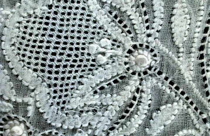 Ажурная ткань