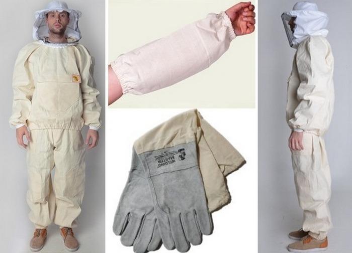 Одежда пчеловода из двунитки