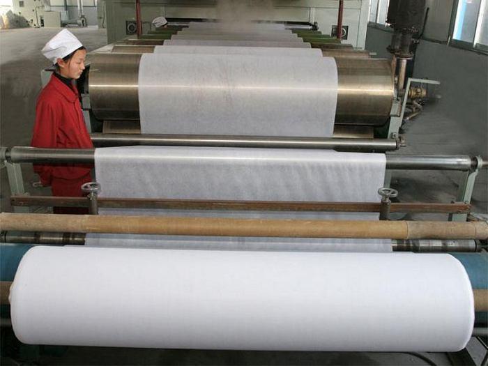 Производство ткани вискоза