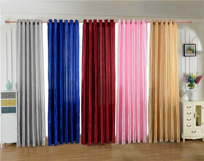 Ткань атлас для штор