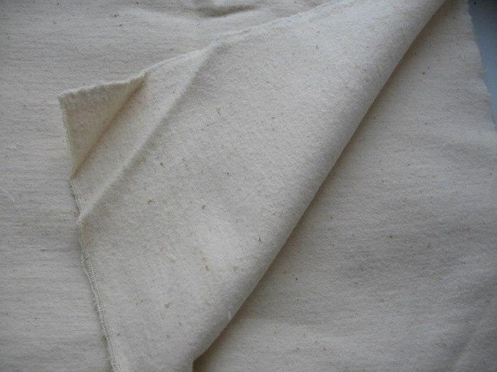 Ткань байка портяночная