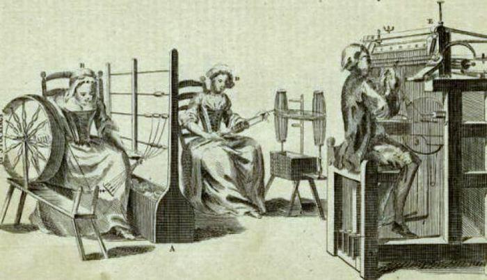 Изобретение Уильяма Ли