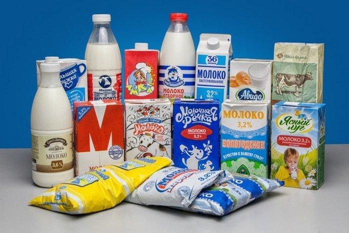 Молоко для удаления пятен