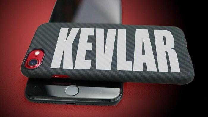 Телефонные чехлы из кевлара