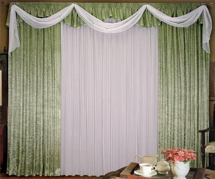 Ткань жатка для штор