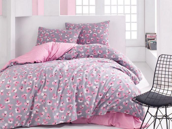 Евро-комплект постельного белья Marie Claire Ранфорс