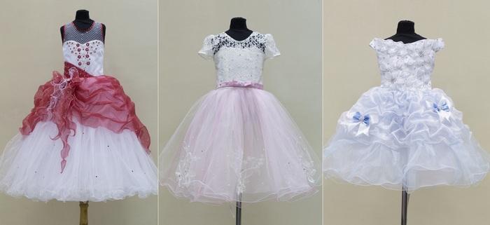 Капроновые платья