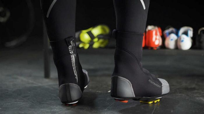 Обувь из материала софтшелл