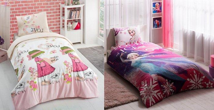 Подростковое постельное белье из ткани ранфорс