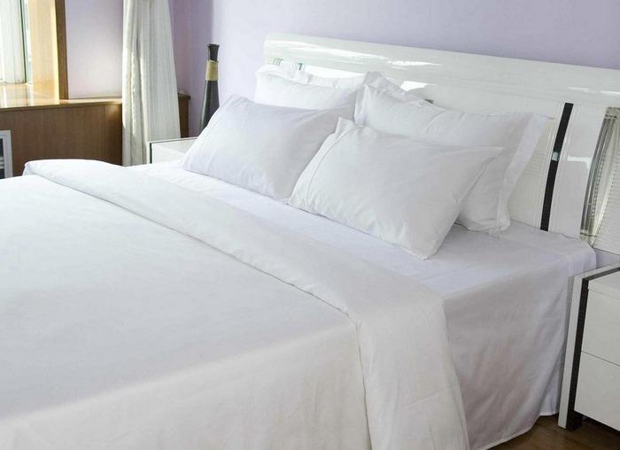 Постельное белье из ткани сатин состав 100% хлопок