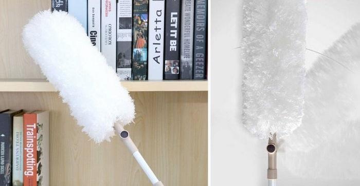 Пылесборник из микрофибры с поворотной ручкой