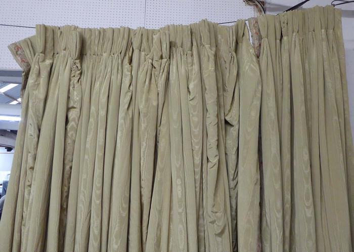 Ткань муар для пошива штор