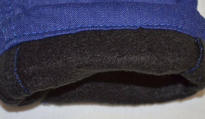 Утепленная джинса (на флисе)