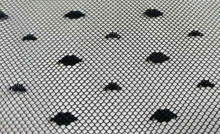 Сетчатая ткань что это фото