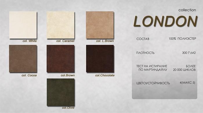 Ткань лондон артекс состав: 100% полиэстер