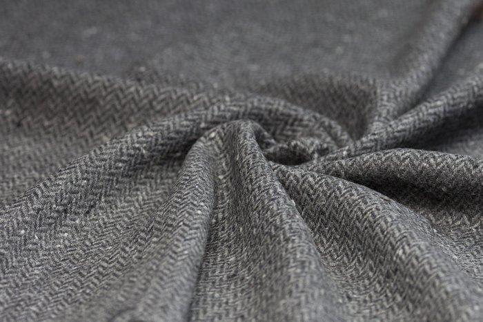 Ткань шерстяная костюмная