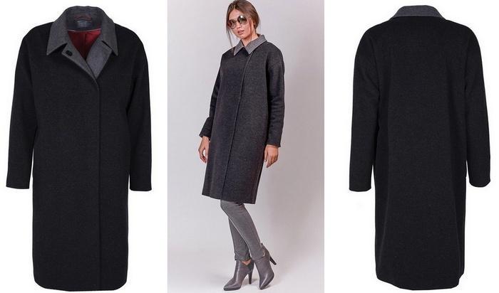 Женское пальто бостон