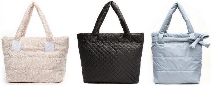 Болоневые женские сумки