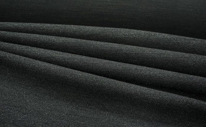 Бортовка клеевая черная