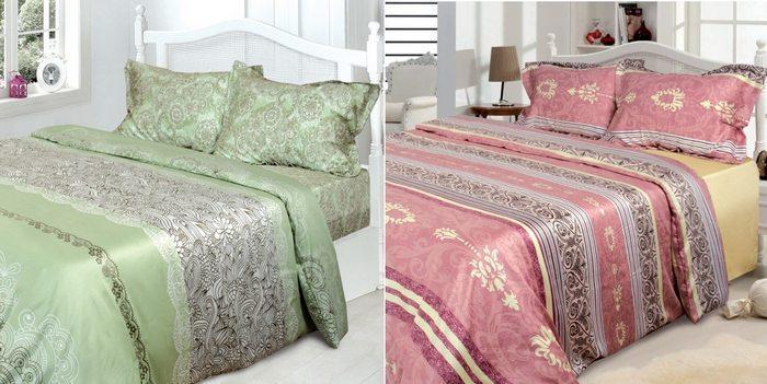 Комплект постельного белья 100% бамбук