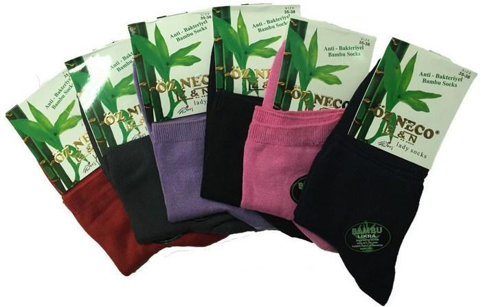 Носки женские бамбук