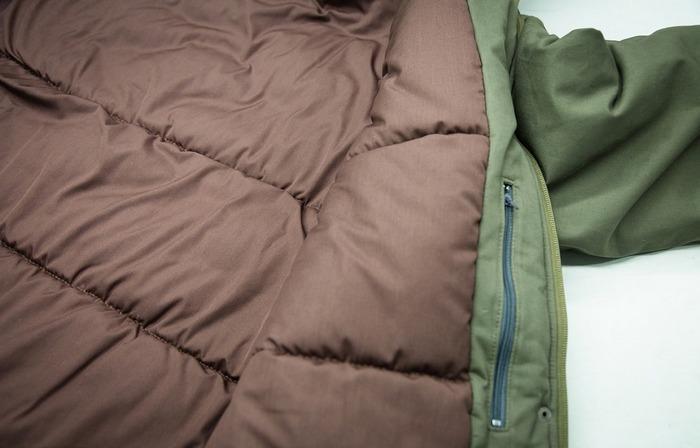 Подкладочная ткань — материал пришитый с изнанки одежды для укрепления и защиты