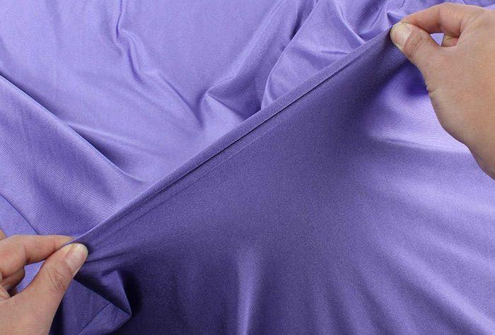 Стрейч ткань — многообразная группа материалов с высокой степенью эластичности