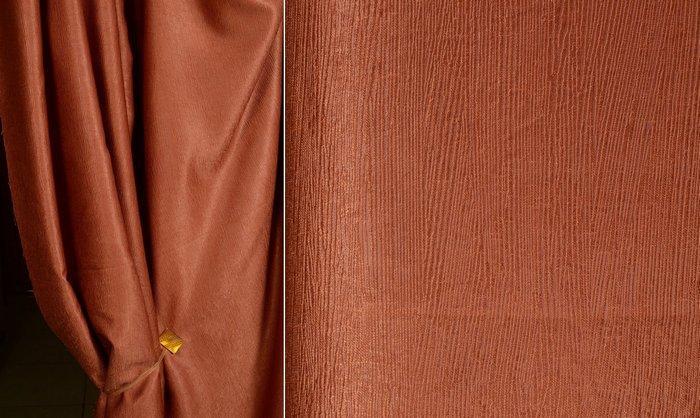 Ткань портьерная софт