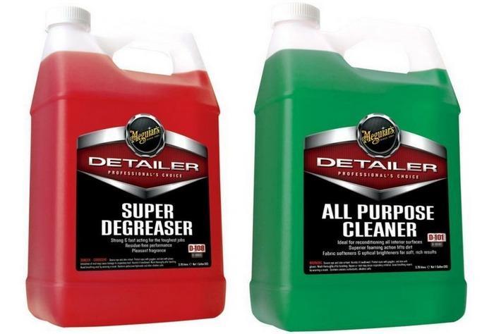 Чистящее средство Meguiars Super DeGreaser