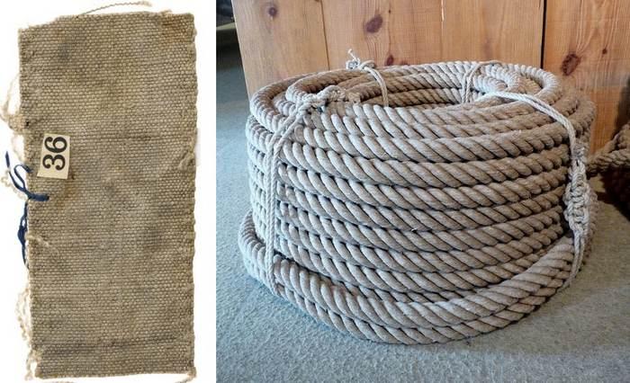Из канабиса делали паруса, плели веревки и корабельные снасти