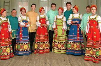 Национальная русская одежда фото