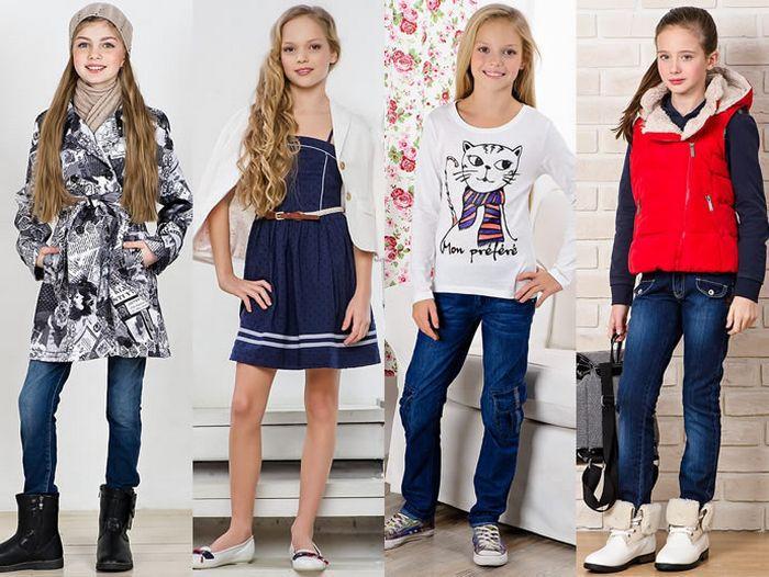 Одежда для детей девочка 11 лет фото