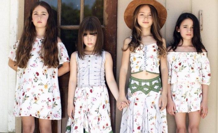 Одежда для девочки двенадцати лет фото