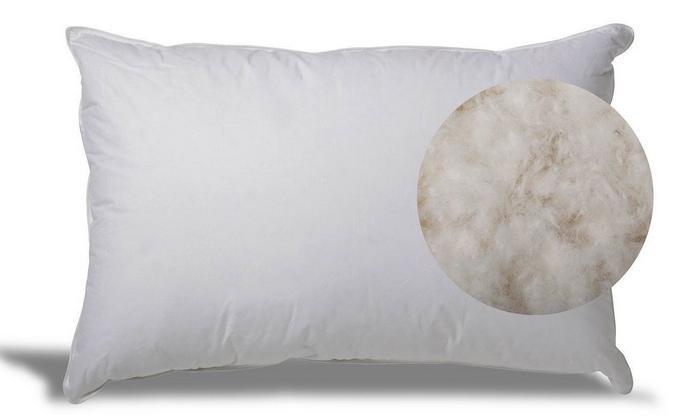 Полиэфир в качестве наполнителя подушек