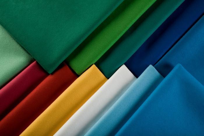 Замша искусственная - максимальное разнообразие цветов
