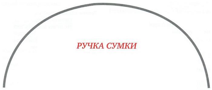 Авоська с пикадилли лекала 9