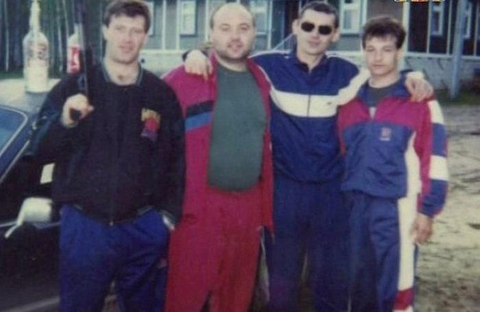 Братва из 90-х