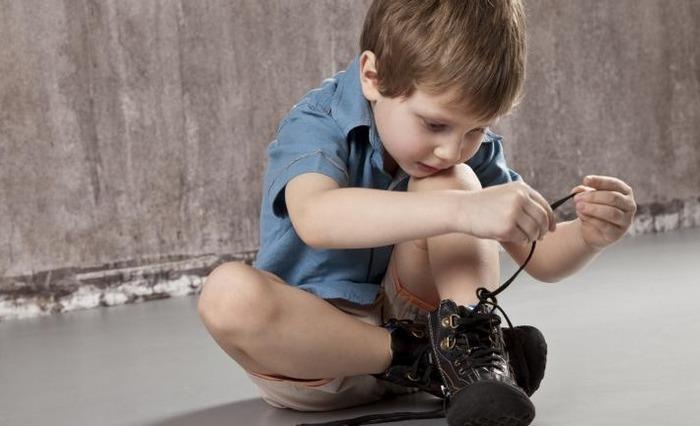 Длина ноги и размер обуви ребенка
