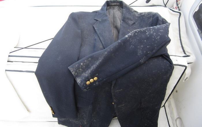 Как удалить плесень с пиджака фото