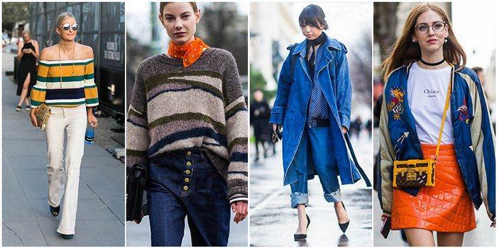Модный тренд 90-х фото