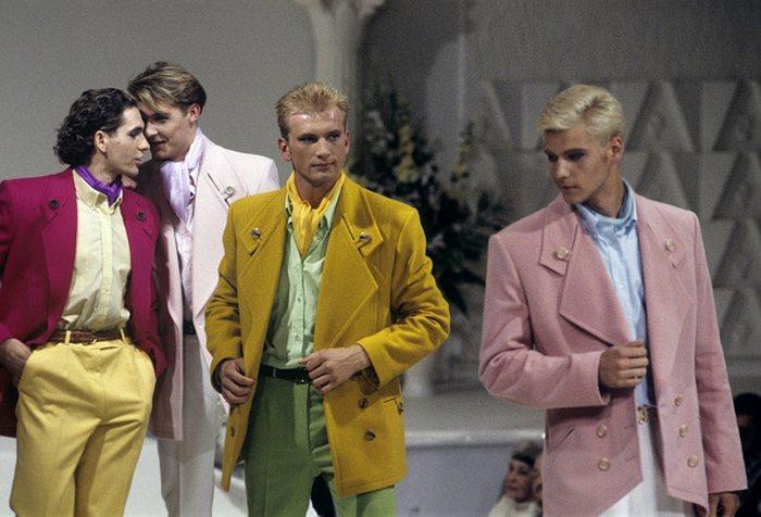Мужская одежда 1996 год