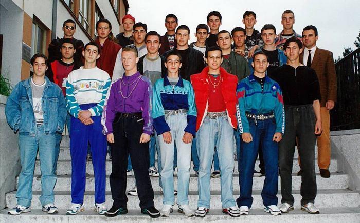 Одежда стиль 90 х фото мужчины