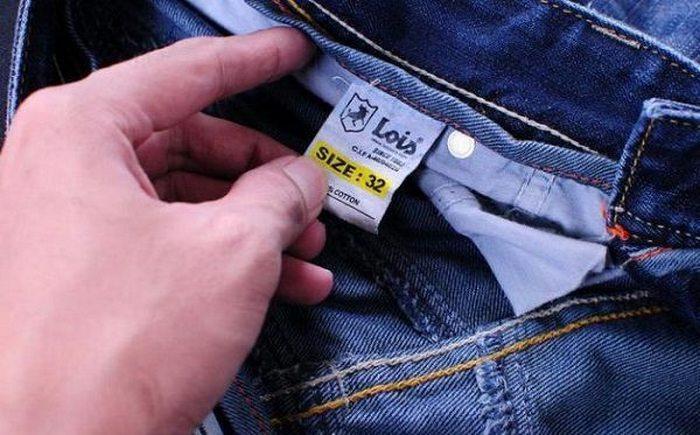 американский стандарт джинсов