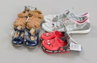Размеры обуви русские детские фото