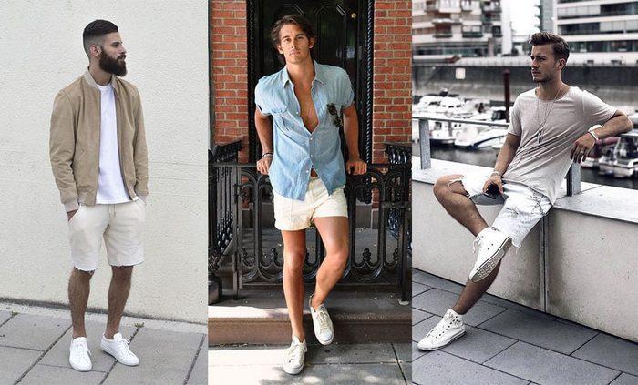 Размеры одежды, шорты мужские