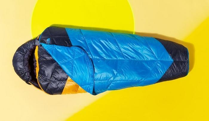 Спальный мешок из таффеты