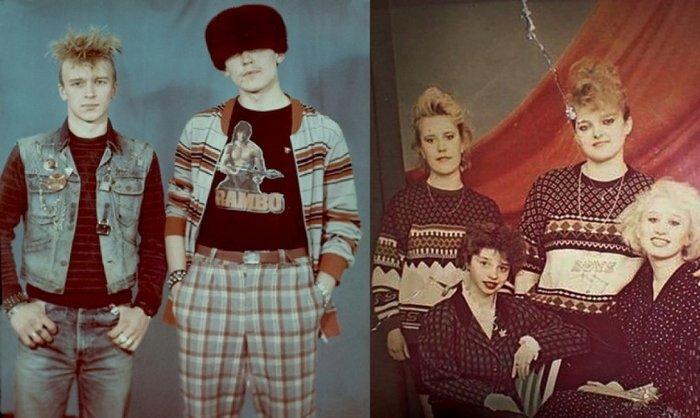 Стиль 90 годов одежда фото Россия