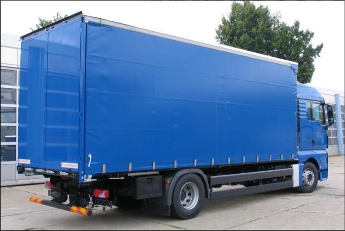 Тенты для грузовых автомобилей из ПВХ