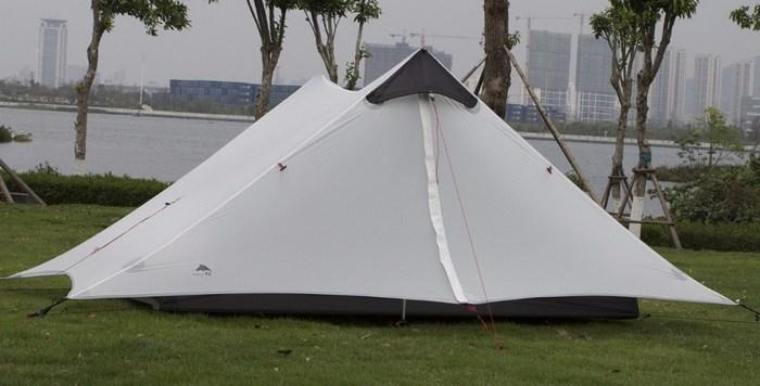 Туристическая палатка материал нейлон рипстоп