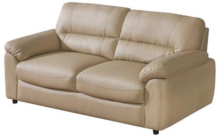 Фото дивана из экокожи